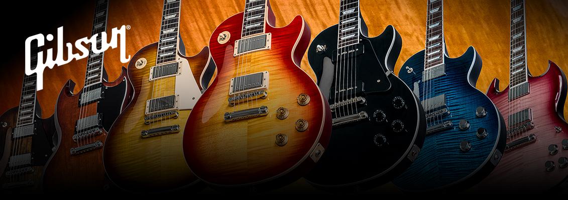 Gibson Guitars @ Dream Music