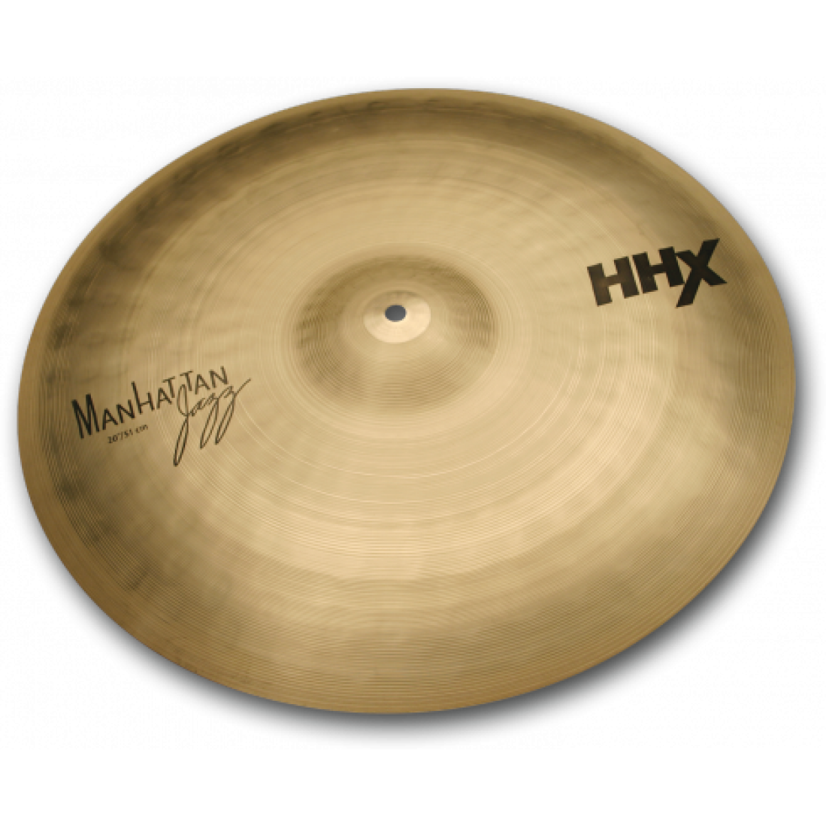 sabian hhx 22 manhattan jazz ride cymbal natural finish. Black Bedroom Furniture Sets. Home Design Ideas
