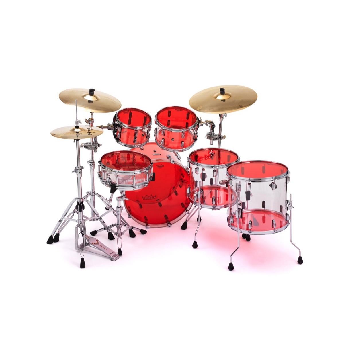 remo be 0314 ct rd 14 colortone emperor red drum head skin. Black Bedroom Furniture Sets. Home Design Ideas