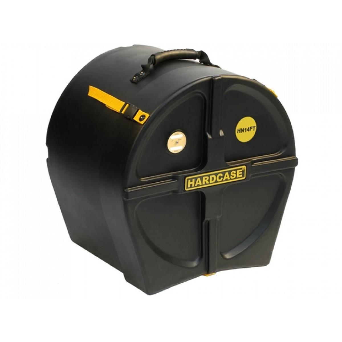 Hardcase standard black 14 floor tom case for 14 inch floor tom