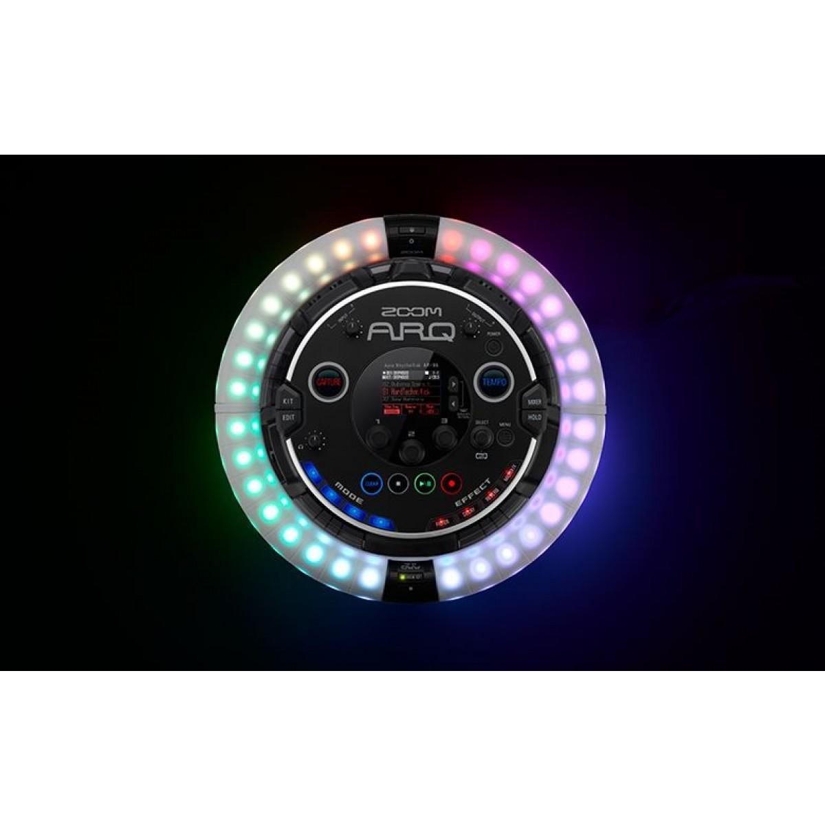Zoom Arq Aero Rhythmtrak With Ar 96 Editor