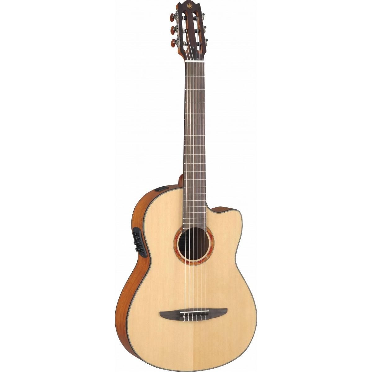 yamaha ncx700 classical cutaway guitar w pickup. Black Bedroom Furniture Sets. Home Design Ideas