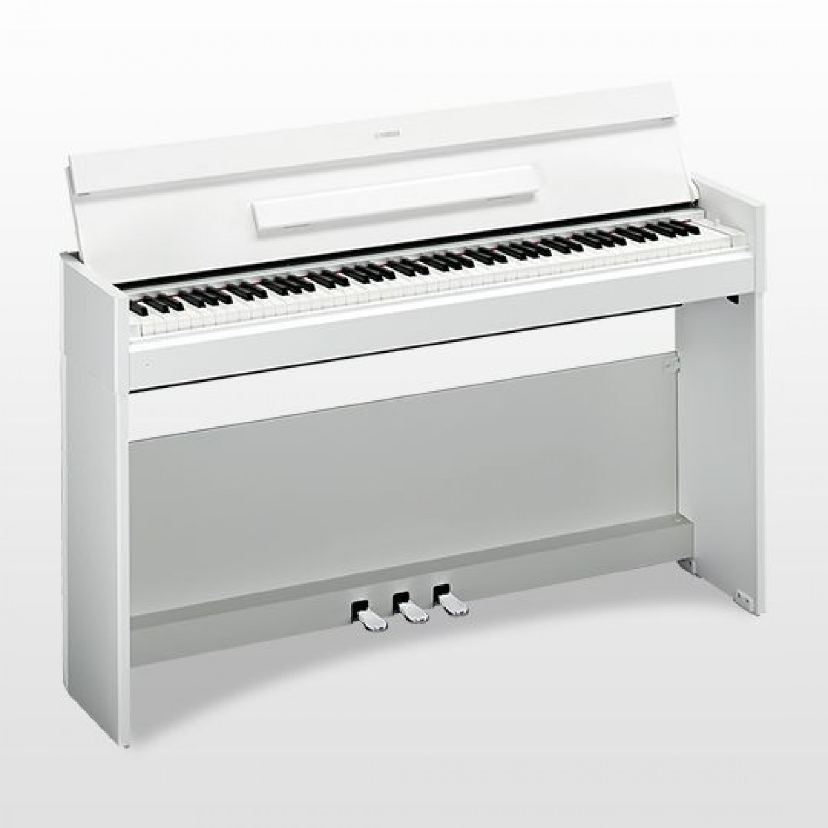yamaha ydp s52 arius digital piano white. Black Bedroom Furniture Sets. Home Design Ideas