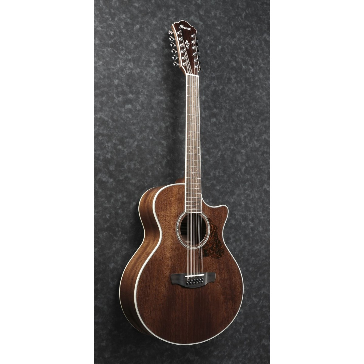 ibanez ae2412 nt acoustic electric guitar 12 string natural high gloss 2019. Black Bedroom Furniture Sets. Home Design Ideas