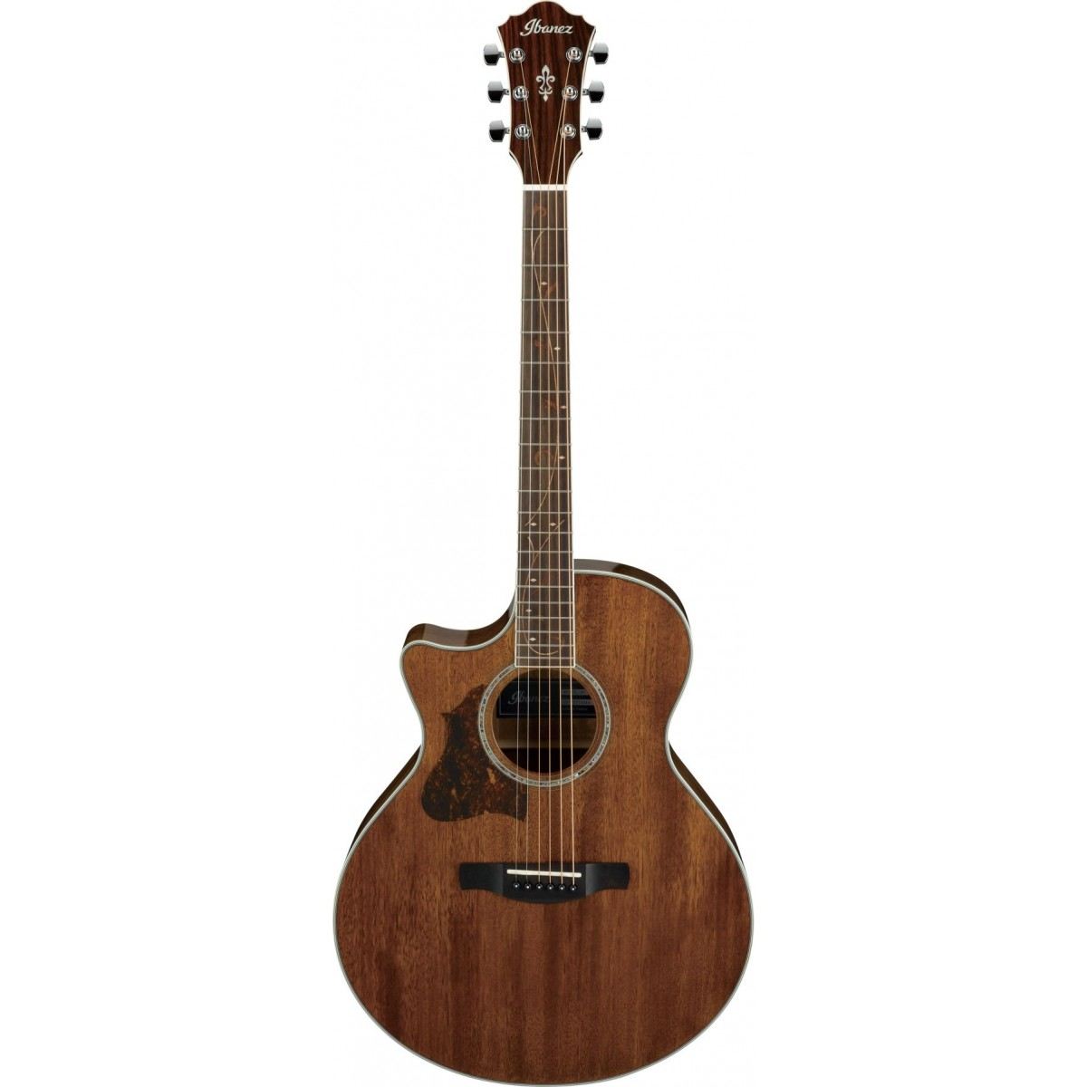 ibanez ae245l nt acoustic electric guitar left handed natural high gloss 2019. Black Bedroom Furniture Sets. Home Design Ideas