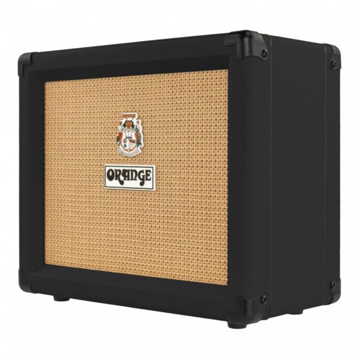 orange crush 20 bk black guitar combo amplifier. Black Bedroom Furniture Sets. Home Design Ideas