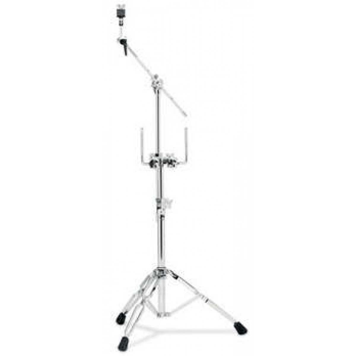 dw 9000 series double tom cymbal stand dwcp9934. Black Bedroom Furniture Sets. Home Design Ideas