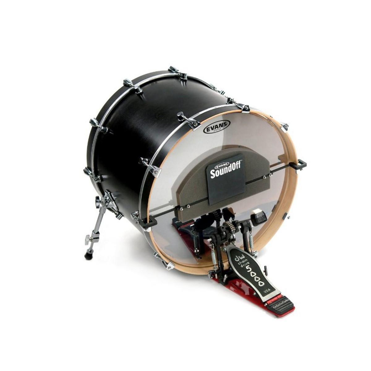 soundoff by evans sobass universal bass mute. Black Bedroom Furniture Sets. Home Design Ideas