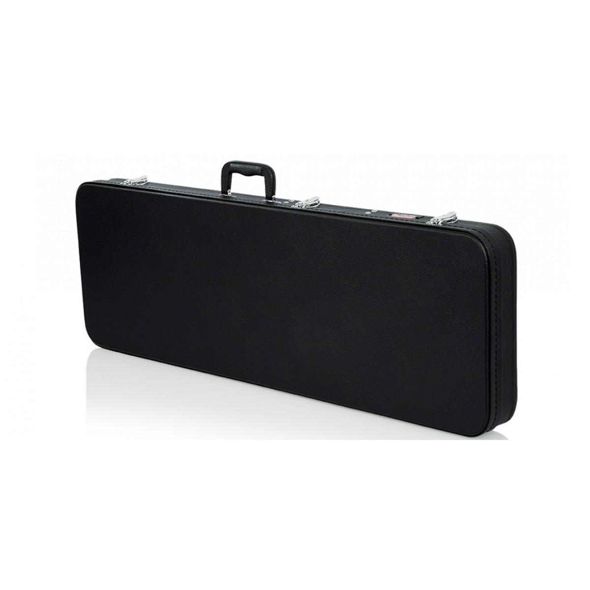 gator gwe elec hardshell wood guitar case. Black Bedroom Furniture Sets. Home Design Ideas