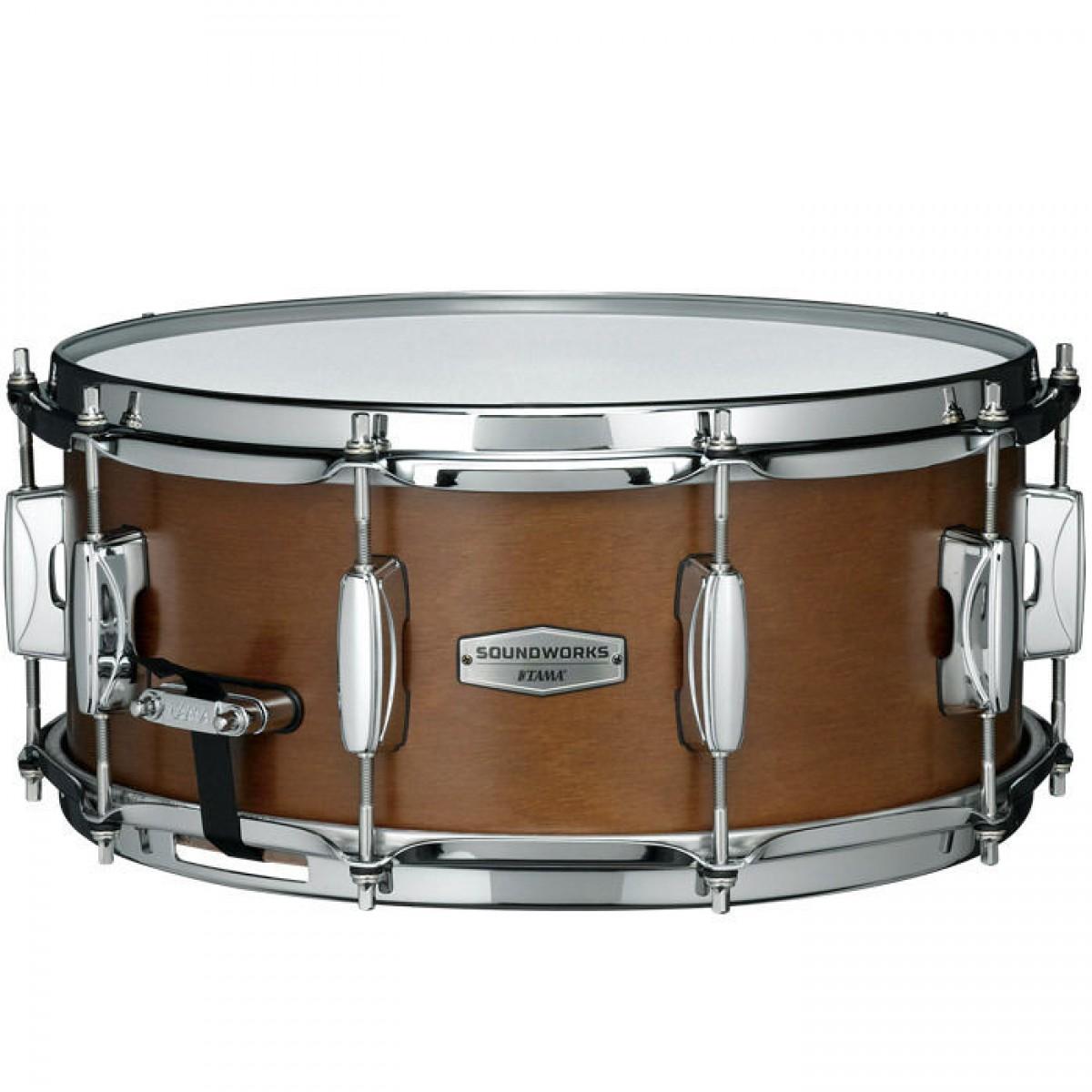 tama soundworks 14 x6 kapur snare drum. Black Bedroom Furniture Sets. Home Design Ideas