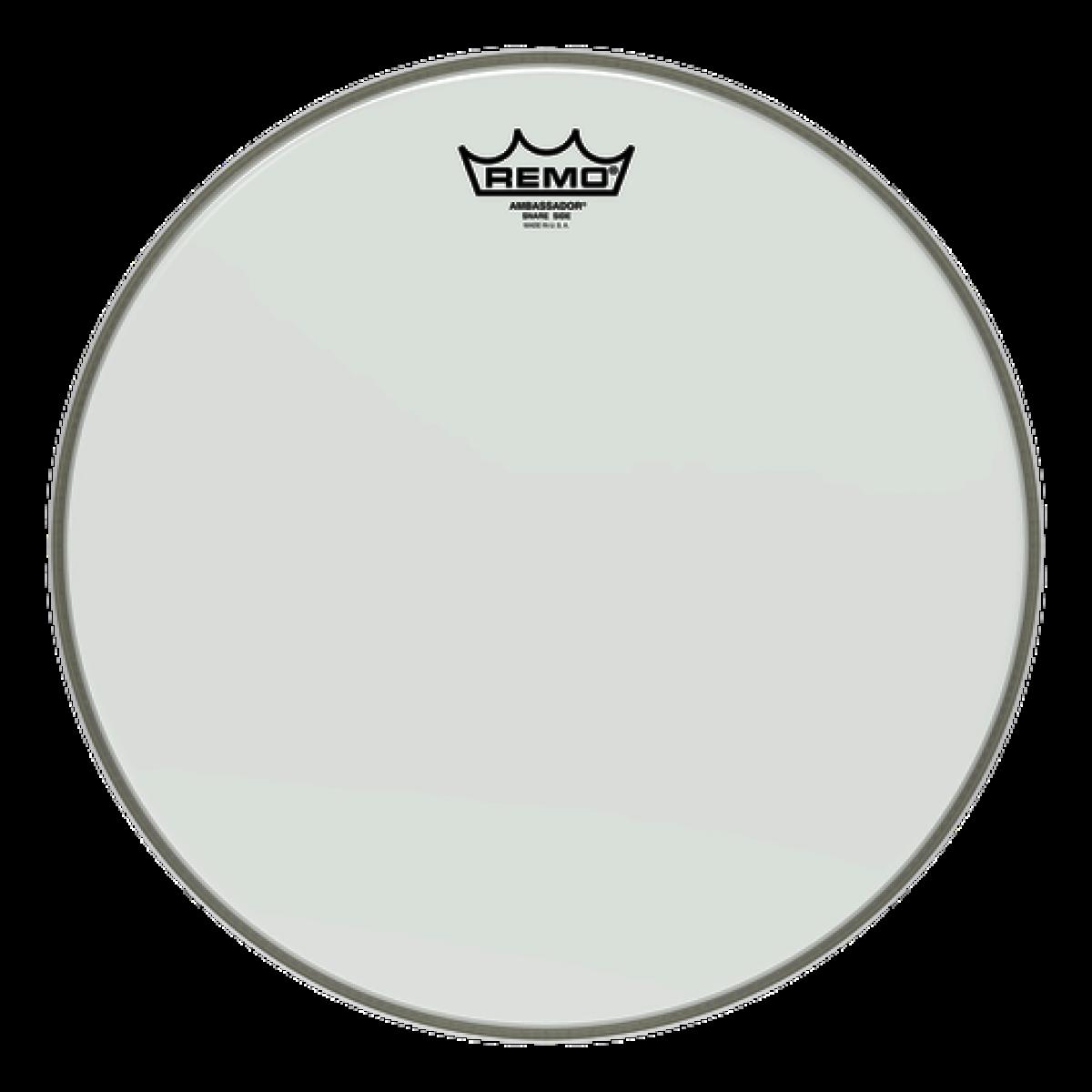 remo sa 0114 00 14 ambassador hazy snare side drum head skin. Black Bedroom Furniture Sets. Home Design Ideas