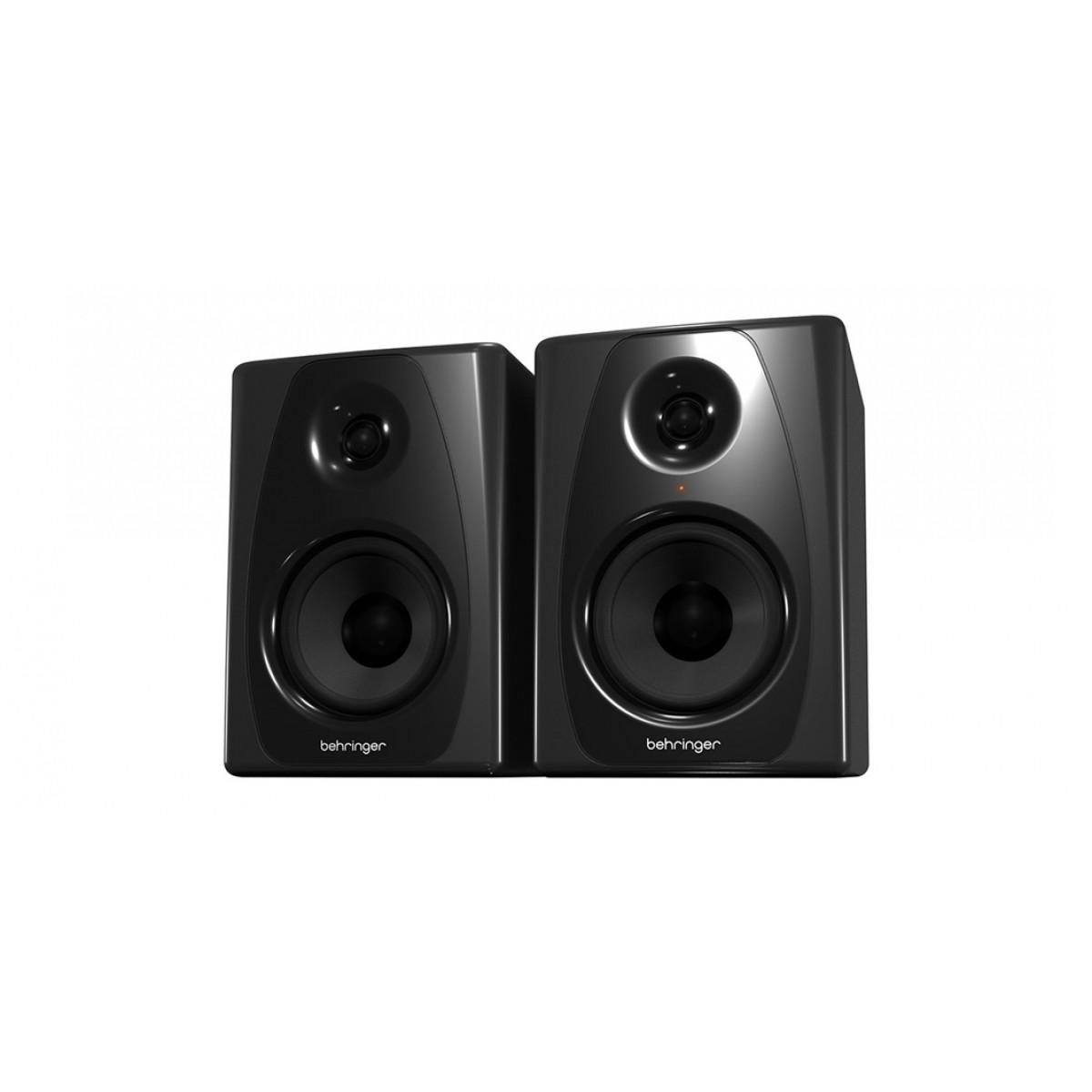 behringer studio 50usb studio monitors pair. Black Bedroom Furniture Sets. Home Design Ideas