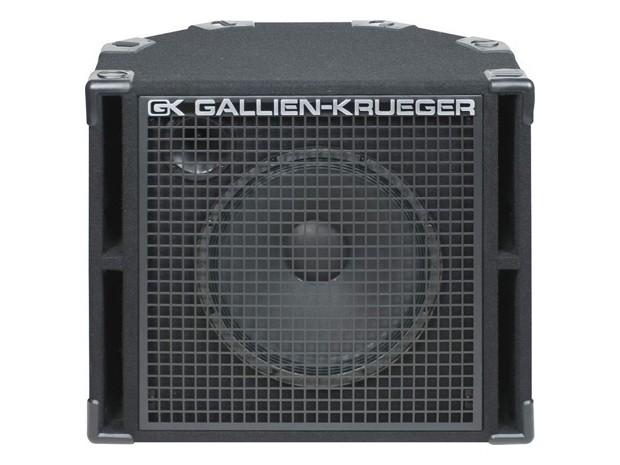 "Gallien Krueger 115 RBH 400W 1X15"" Bass Speaker Cabinet"