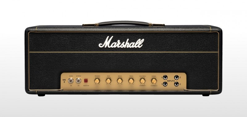 Marshall 1987x Re-Issue Plexi 50w Guitar Amplifier Head
