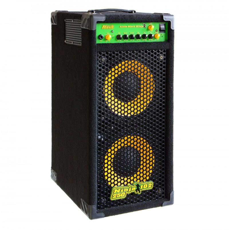 Mark Bass Ninja 102-250 Richard Bona Signature 250W 2X10 Bass Amplifier Combo