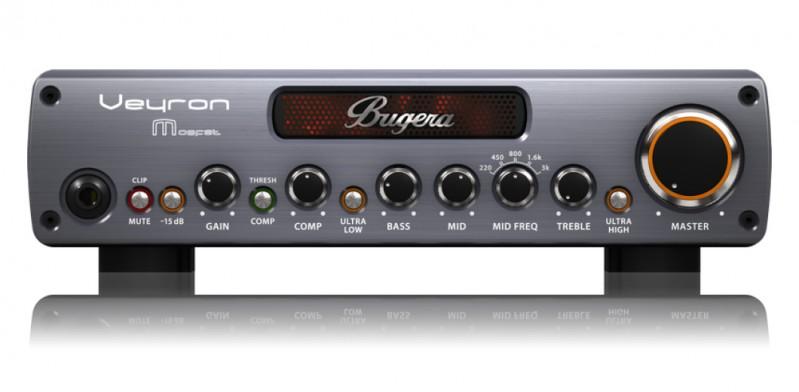 Bugera Veyron Mosfet BV1001M Bass Amplifier Head