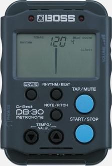 BOSS – DB-30 DR. BEAT METRONOME