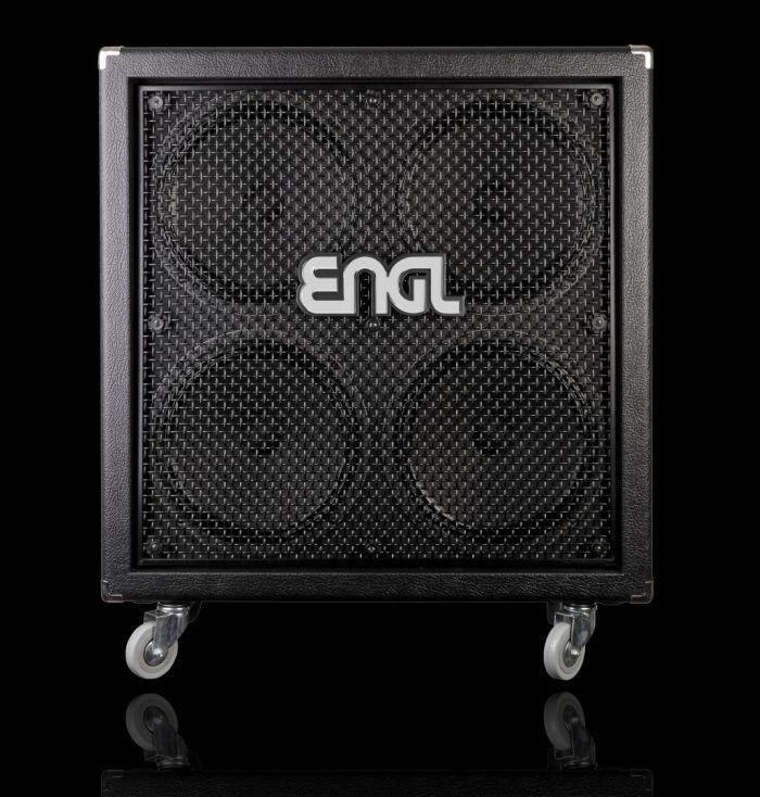 "ENGL E412SGB Standard 4X12"" Guitar Speaker Cabinet Straight"