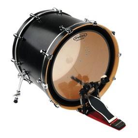 """Evans TT16EMAD EMAD Clear Tom Hoop Drum Head Skin 16"""""""