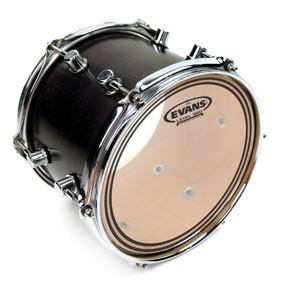"""Evans TT10EC2S EC2 Clear Drum Head Skin 10"""""""