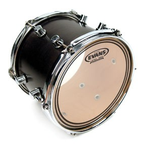 Evans TT13ECR EC Resonant Drum Head Skin 13""