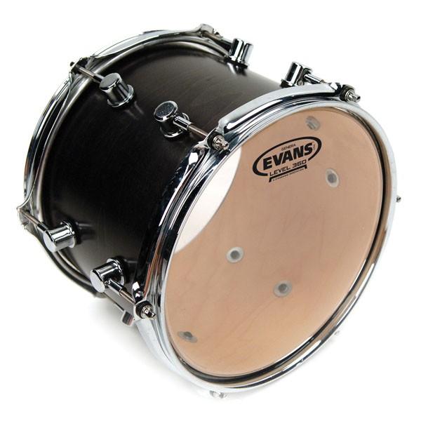 "Evans TT06GR Genera Resonant Drum Head Skin 6"""