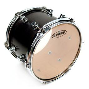 """Evans TT12G12 G12 Clear Drum Head Skin 12"""""""
