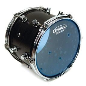 """Evans TT12HB Hydraulic Blue Drum Head Skin 12"""""""