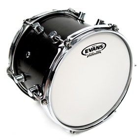 Evans B12RES7 Reso 7 Coated Tom Reso 12""