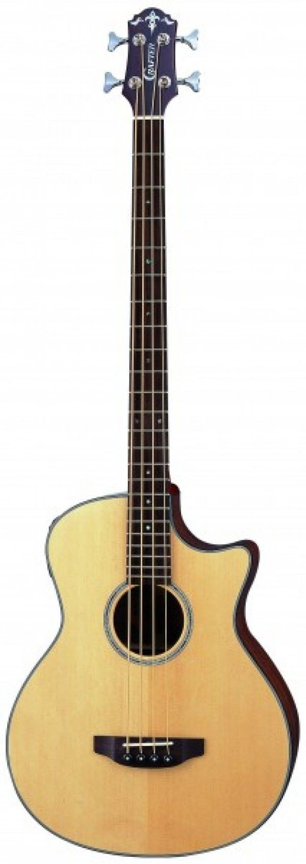 Crafter GAB748SP Acoustic Bass
