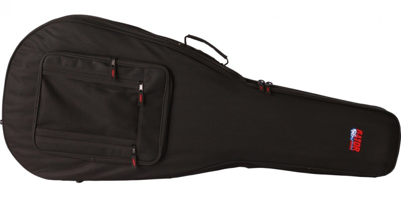 gator gl jumbo lightweight eps foam guitar case. Black Bedroom Furniture Sets. Home Design Ideas