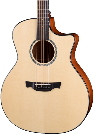 CRAFTER – GXE-600 ACOUSTIC GUITAR