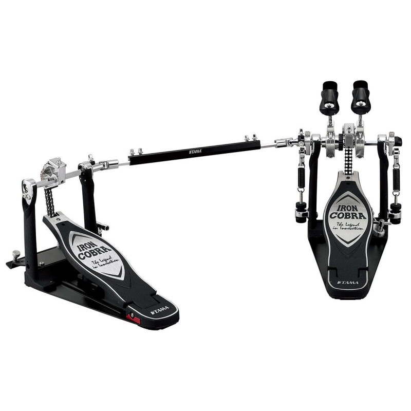 TAMA – IRON COBRA POWER GLIDE DOUBLE BASS DRUM PEDAL – HP900PWN