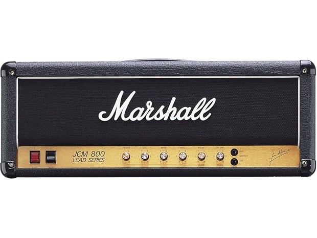 MARSHALL – MLH-2203 – JCM800 100W RE-ISSUE VALVE AMPLIFIER HEAD