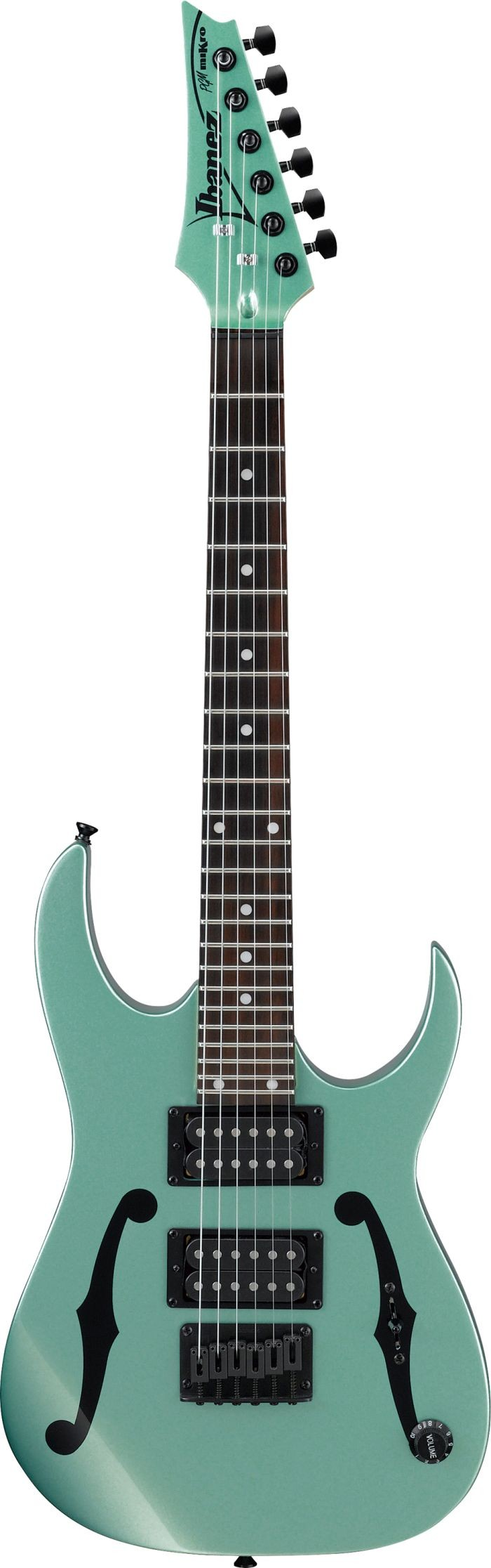 ibanez pgmm21 mgn electric guitar metallic light green 2019. Black Bedroom Furniture Sets. Home Design Ideas