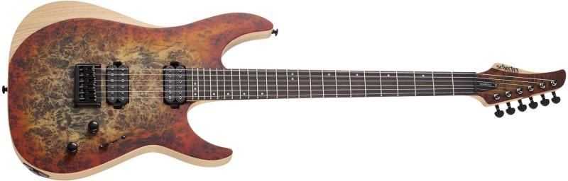 Schecter SCH1502 Reaper 6 INFB Electric Guitar