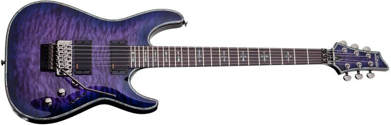 Schecter SCH3005 Hellraiser C-1 FR STPB Electric Guitar