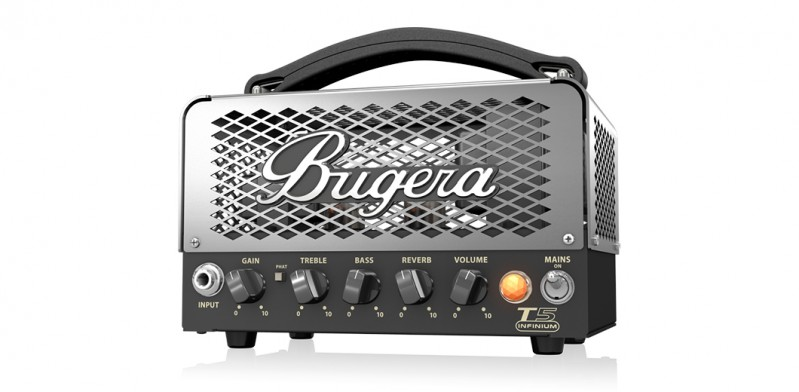 Bugera T5 Infinium Guitar Amplifier Head