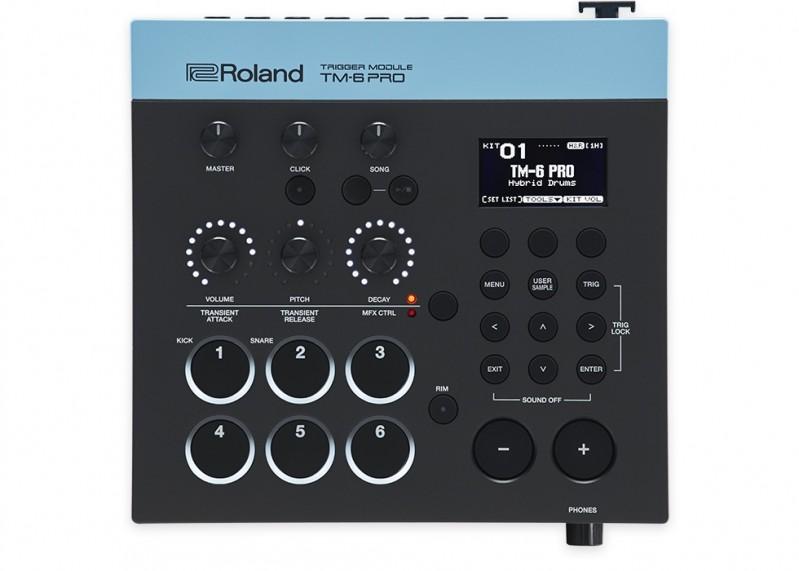 Roland TM-6 Trigger Module