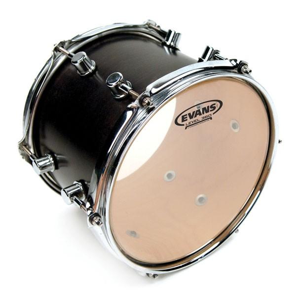 """Evans TT18G2 G2 Clear Drum Head Skin 18"""""""