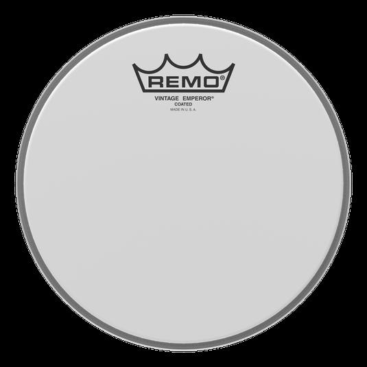 "Remo VE-0108-00 8"" Vintage Emperor Coated Drum Head Skin"