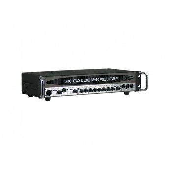 Gallien Krueger 1001RB RB Series 700W BI AMP Bass Amplifier Head