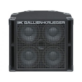 "GALLIEN-KRUEGER – 410 RBH – 800W 4X10"" BASS AMPLIFIER SPEAKER CABINET"