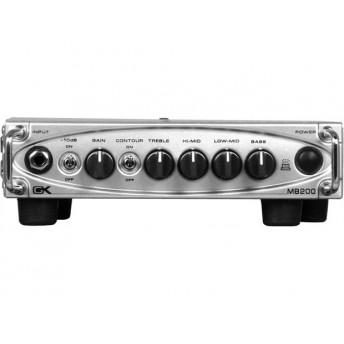 GALLIEN-KRUEGER – MB2 200 – 200W ULTRA LIGHT BASS AMPLIFIER HEAD