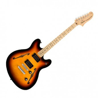 Squier Affinity Series Starcaster Electric Guitar 3-Color Sunburst