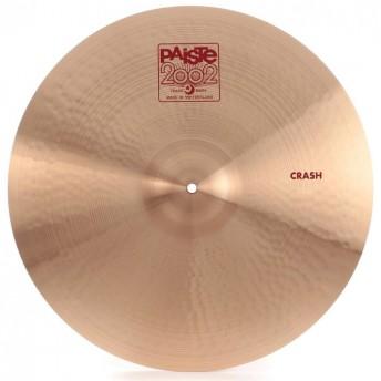 "Paiste 2002 22"" Crash Cymbal"