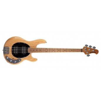 Music Man StingRay Special Bass HH - Classic Natural - Roasted Maple/Maple