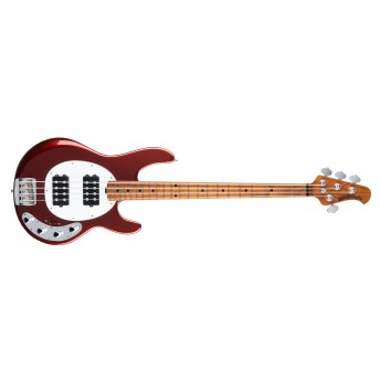 Music Man StingRay Special Bass HH - Dropped Copper - Roasted Maple/Maple