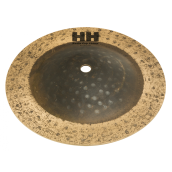 "SABIAN HH 8"" RADIA CUP CHIME CYMBAL RAW FINISH - 10859R"
