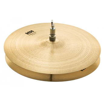 "SABIAN HH 14"" MEDIUM HI-HAT CYMBALS NATURAL FINISH - 11402"